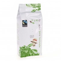 Miko Puro Coffee Fairtrade - Noble ganze Bohne (1 kg)
